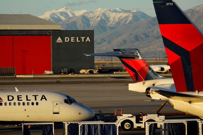 Delta wants to use tech to improve flying experience