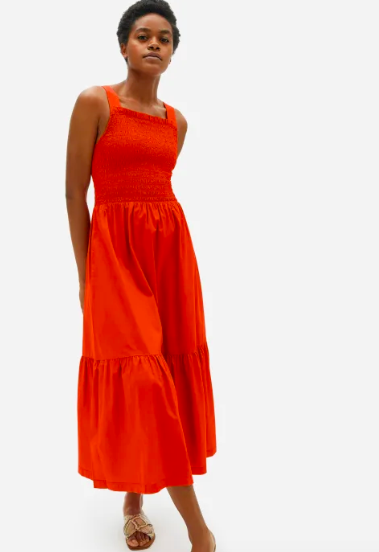 Everlane's new dress is perfect for everything from BBQs to WFH.