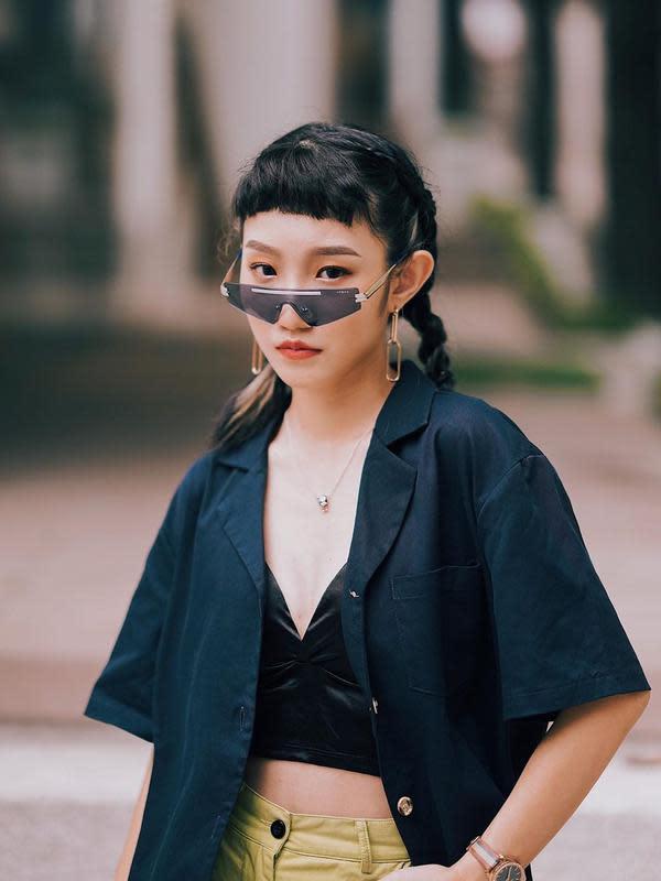 YouTuber Malaysia, Madeleine Ang. (dok. Instagram @okokokmou/https://www.instagram.com/p/CEy1WbfHBe0/)