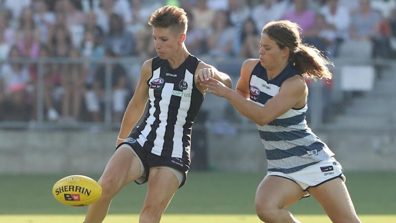AFLW CATS COLLINGWOOD
