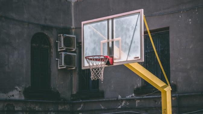Ilustrasi basket. /Unsplash