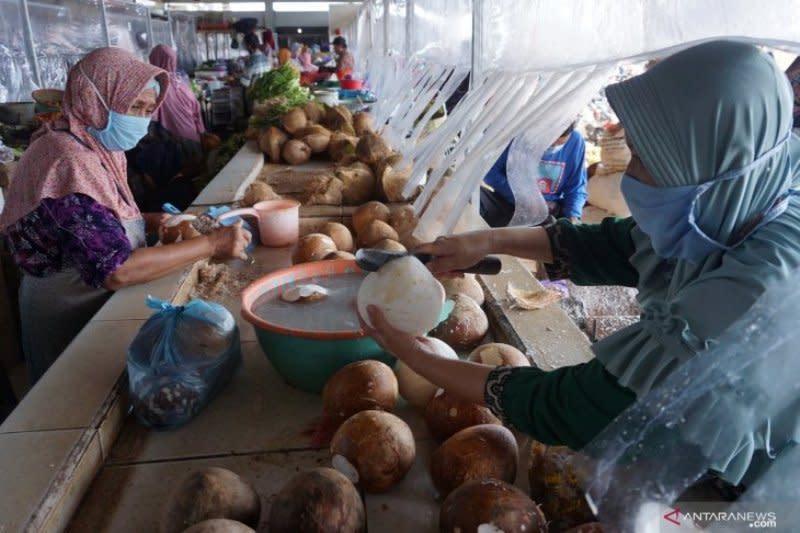 Cegah kerumunan, Indef sarankan Pemda dukung pasar di daerah tertentu