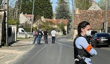 巴黎郊區爆割喉案 法國總統推文關切
