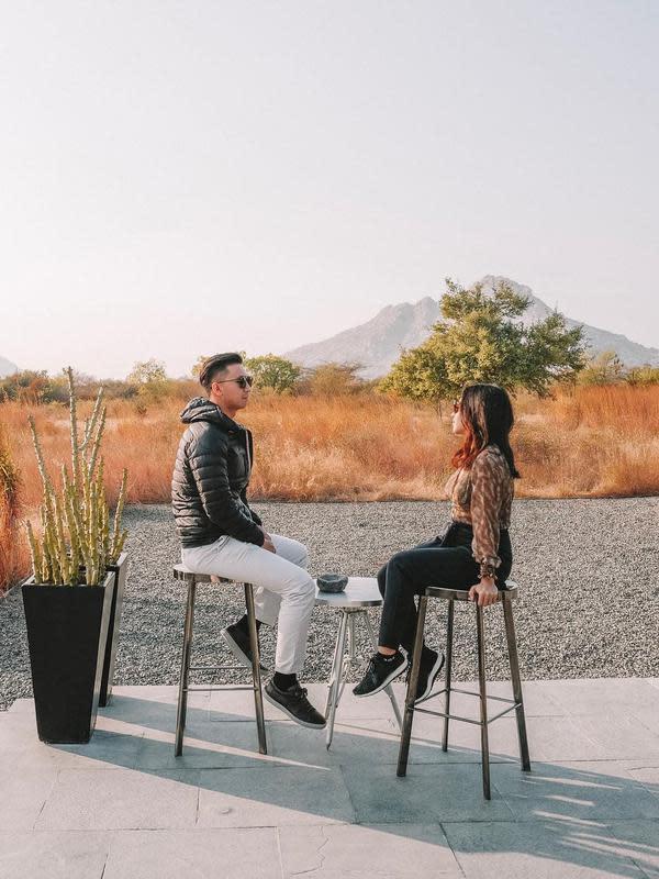 Indra Priawan dan Nikita Willy (Instagram/indpriw)