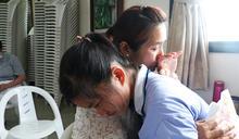 嘉義太保親子班教做壽桃 提早慶祝母親節