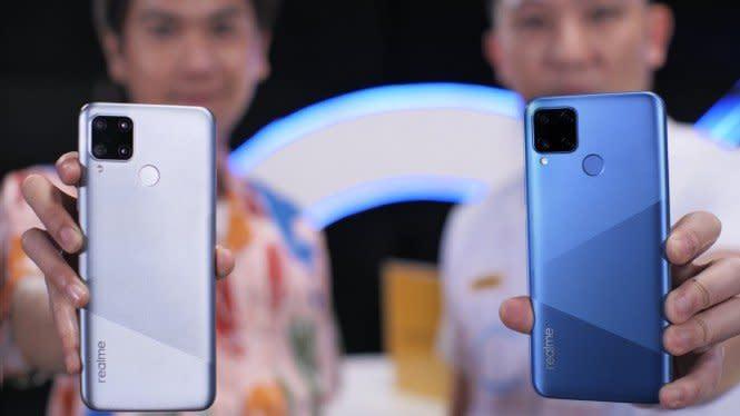 Daftar Harga Smartphone Realme Pekan Ini
