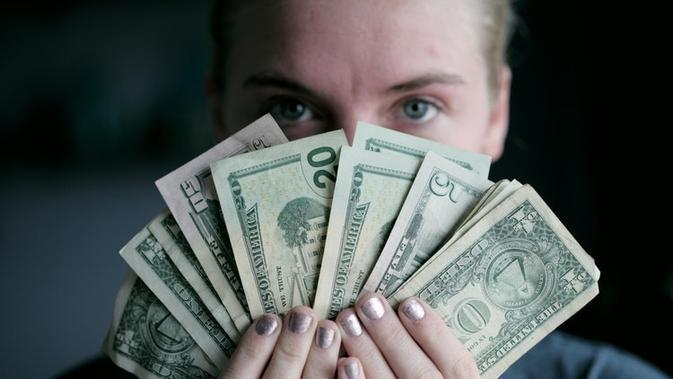 Ilustrasi uang. (sumber: unsplash)