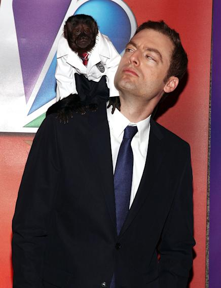 Crystal and Justin Kirk
