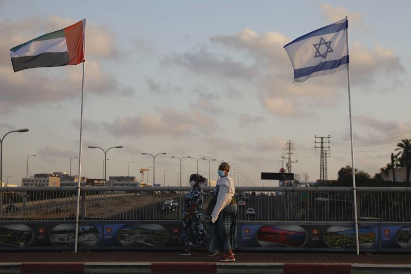 Israel United Arab Emirates