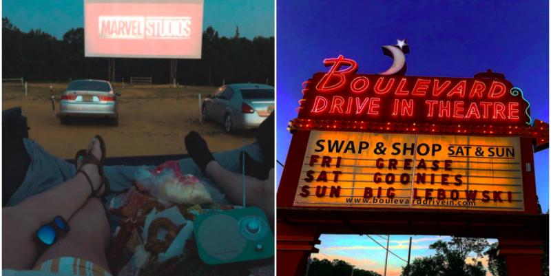 Photo credit: Instagram / Delsea Drive-In + Boulevard Drive -In