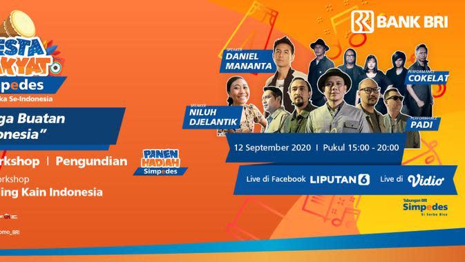 Pesta Rakyat Simpedes BRI 2020 (Sumber: promo.bri.co.id)