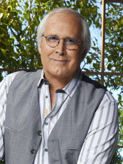 "Chevy Chase, ""Community"""
