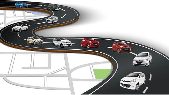 Penjualan Mobil Anjlok 89 Persen, Ini 10 Merek Terlaris Sepanjang April 2020