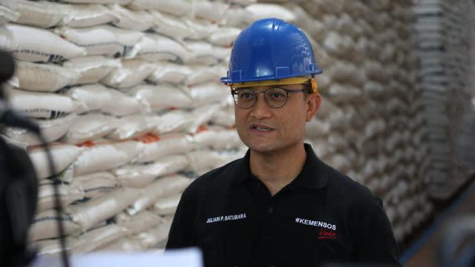 DKI Perketat PSBB, Mensos Tunggu Arahan Jokowi Jika Ada Penambahan Bansos