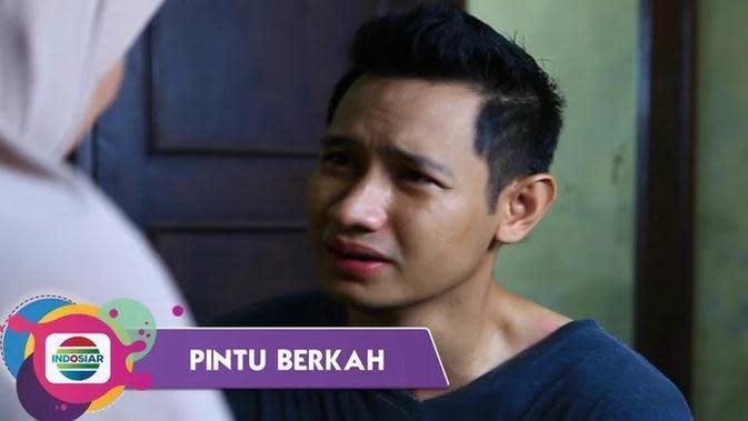FTV Pintu Berkah Indosiar Berkah Tukang seblak Yang Merawat Ibunya. (Sumber: Vidio)