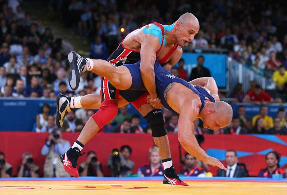 Olympics Day 10 - Wrestling