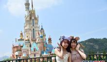 迪士尼樂園重開粉絲興奮 未來一周預約入場近爆滿
