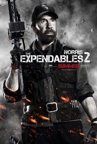 'Expendables 2′ trailer brings second coming of Chuck Norris