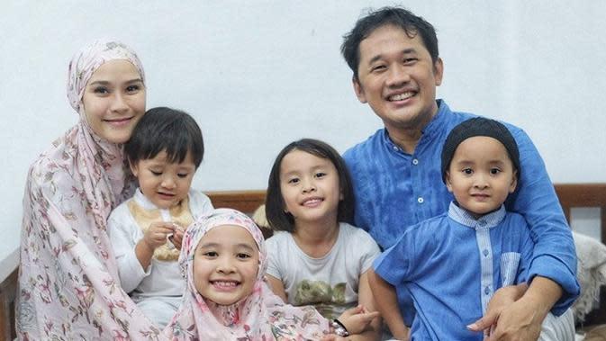 Anak Hanung Bramantyo dan Zaskia Mecca (Sumber: Instagram/zaskiadyamecca)