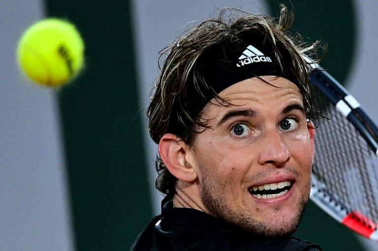 'Lucky' Thiem survives huge scare against world 239 at Roland Garros