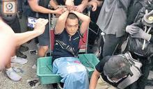 禁錮襲擊環時記者案 付國豪:支持香港警察正大光明