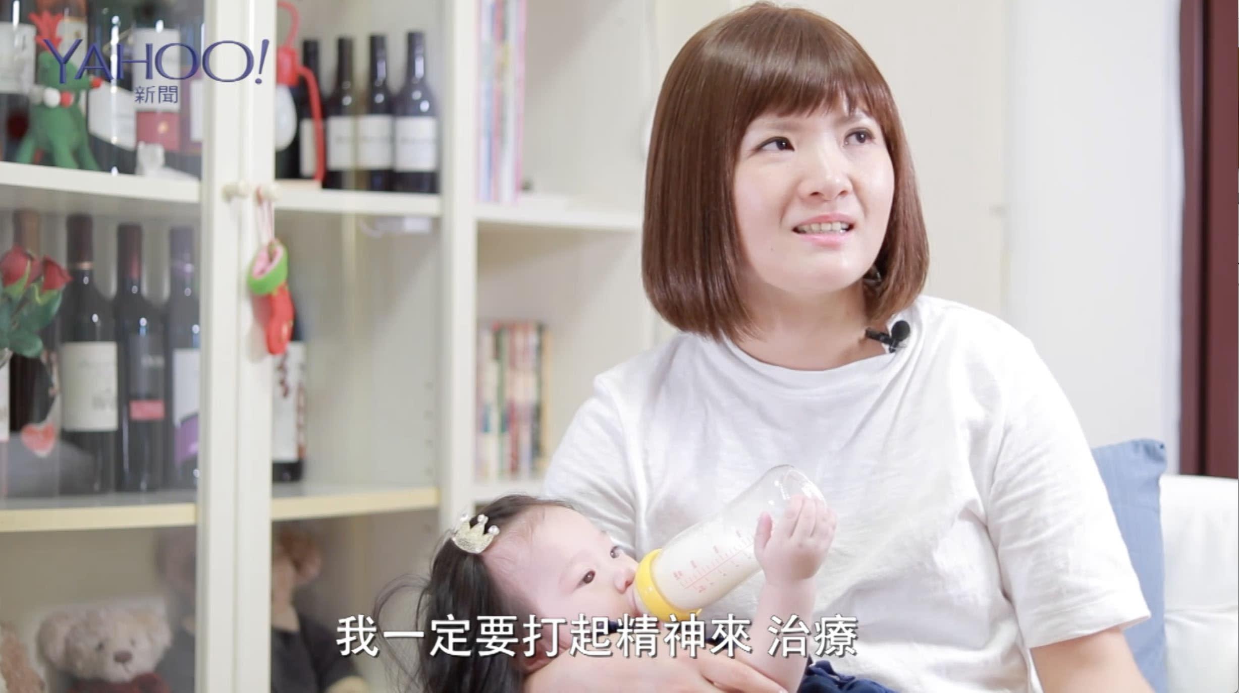 才剛迎接第二個新生兒 卻在餵母乳時發現乳癌