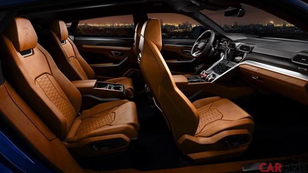 這還算是一台「休旅」嗎!?世界首款超級SUV - Lamborghini Urus 正式登場!