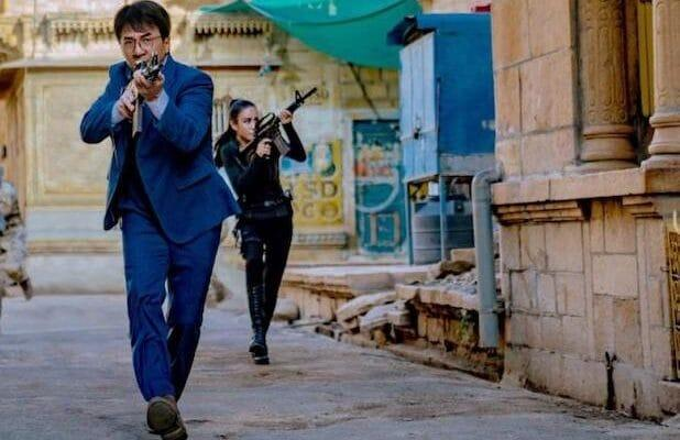Jackie Chan Action Film 'Vanguard' Lands November Theatrical Release