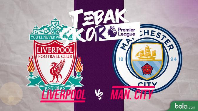 Ini Dia Pemenang Kuis Tebak Skor Liverpool vs Manchester City di Bola.com