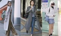 范瑋琪、潤娥、高俊熙都愛的Burberry後背包推出夏日新色!淡藍鈴花、蘋果綠背起來更年輕又小清新