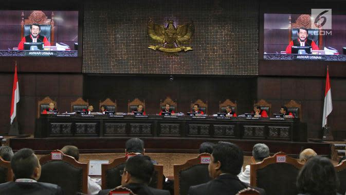 Salah Tulis Undang-Undang, Permohonan Judicial Review Tidak Diterima MK