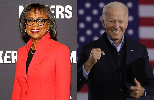 Why Anita Hill Is Voting for Joe Biden Despite Their Troubled Past: 'I Want to Move Forward' (Video)