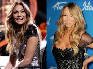Report: 'Idol' Attempted To Replace Mariah Carey Mid-Season With…Jennifer Lopez?