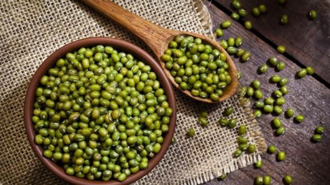 Ilustrasi kacang hijau (Photo on Pexels)