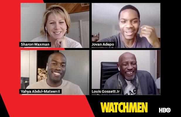 'Watchmen' Star Yahya Abdul-Mateen II Says HBO Drama Was Both '50 Years Too Late' and a Year Ahead of Its Time (Video)