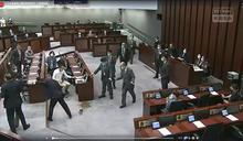 快新聞/曾潑穢物干擾國歌法審議 香港前議員朱凱迪等3人遭逮