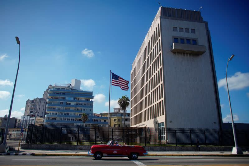 Exclusive: U.S. considers returning Cuba to list of state sponsors of terrorism - source