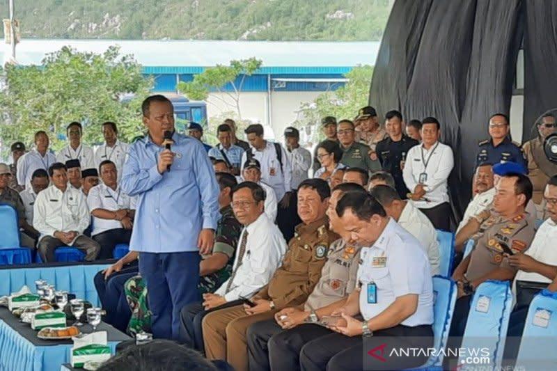 Menteri KKP janji tinjau aturan ekspor perikanan budidaya