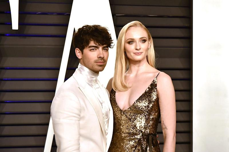 Game of Thrones' Sophie Turner and husband Joe Jonas