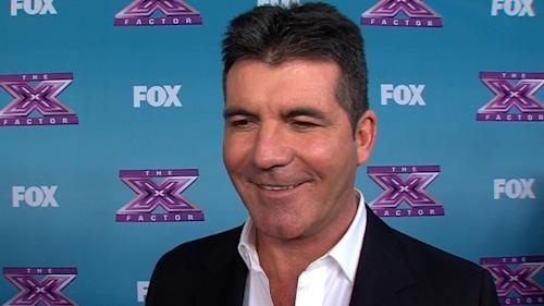 Simon Cowell On Tate Stevens Winning The X Factor: Did America Make The Right Choice? -- Access Hollywood
