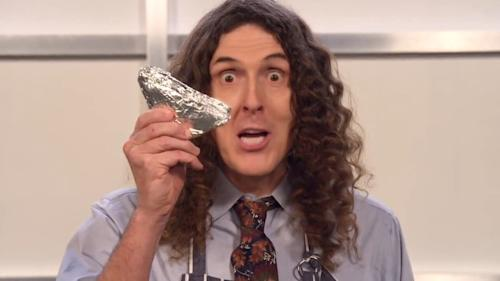 WEIRD AL'S GENIUS MARKETING