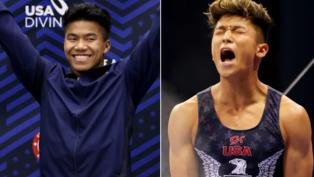 由孤兒棄嬰到奧運代表 兩個男孩逆轉人生的故事