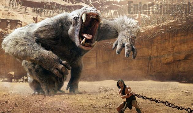 Yeah, That New 'John Carter' Image Doesn't Make Us Any Less Worried About the Movie