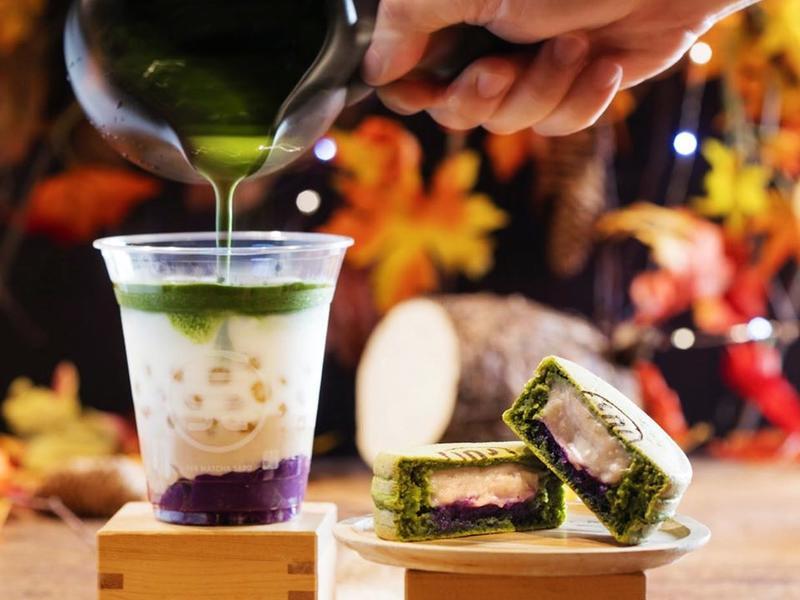 一〇八抹茶茶廊