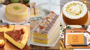 2021母親節蛋糕推薦!爆漿海鹽奶蓋、超濃郁芋泥千層...今年送媽媽來點不一樣的!