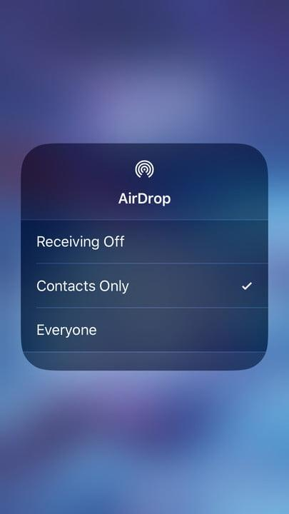 how to transfer photos from an iphone airdrop13
