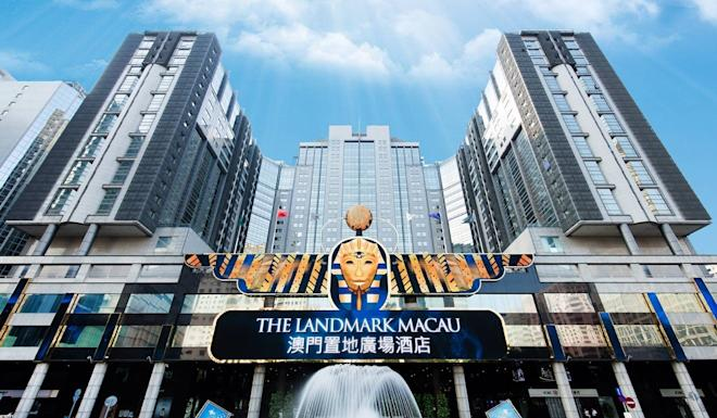 Macau's New Orient Landmark Hotel, where the infected woman stayed and gambled at the beginning of this week. Photo: Facebook