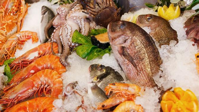 seafood (sumber: PublicDomainPictures/Pixabay)
