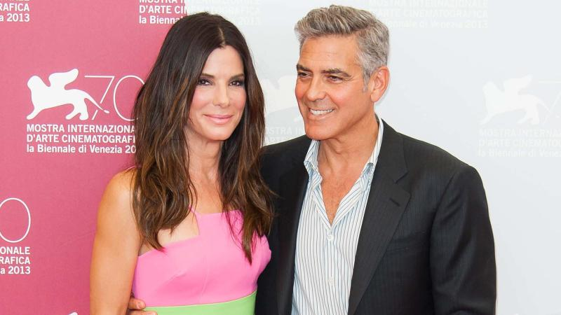 How George Clooney Pulled Ultimate Pool Prank on Sandra Bullock