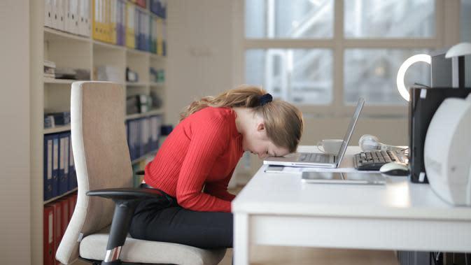 ilustrasi tidur mempengaruhi kinerja otak/pexels